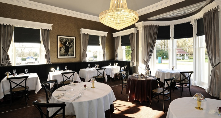 Reserve a table at Chester Marco Pierre White Steakhouse Bar & Grill