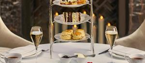 Afternoon Tea at Emmeline's Lounge