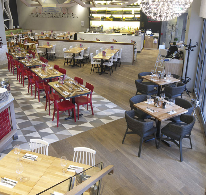 Image of Zizzi - Wembley