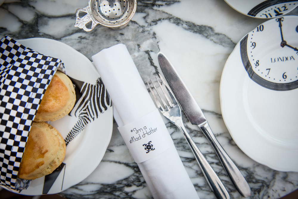 Image of Mad Hatters Afternoon Tea at Sanderson London