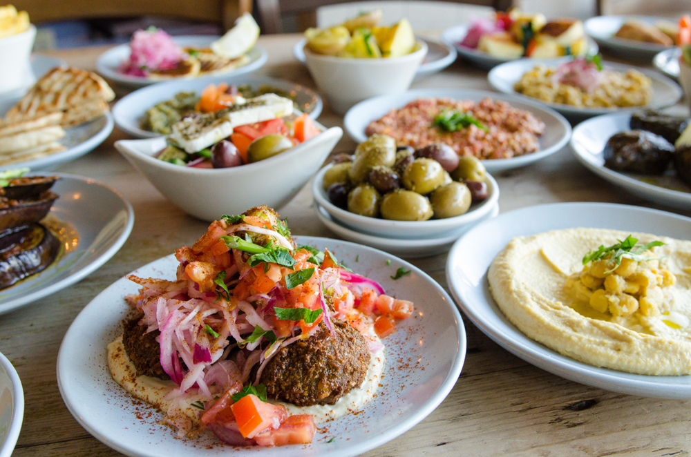 2 courses & a glass of prosecco or a glass of Ionos Greek Wine £15 per person