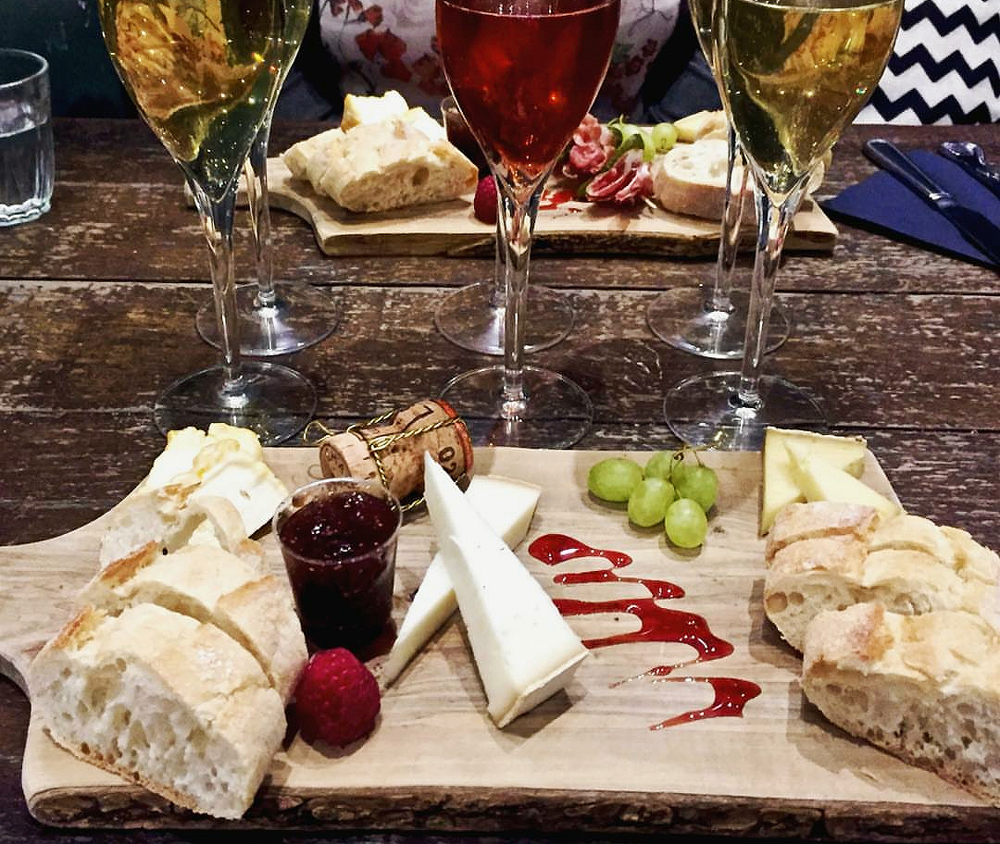 Image of Champagne + Fromage - Greenwich