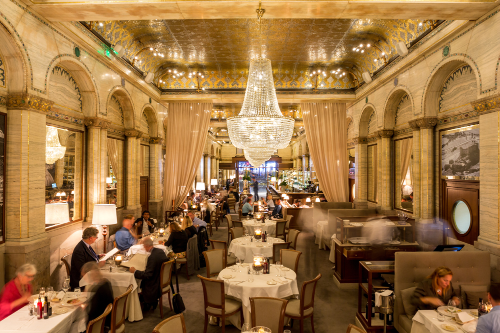Savini at criterion piccadilly circus haymarket west for Best private dining rooms west end london