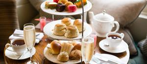 Afternoon Tea at Lainston House - Winchester
