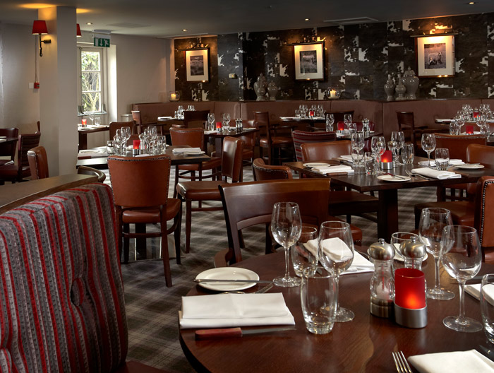 Image of Scottish Steakhouse at Macdonald Tickled Trout Hotel