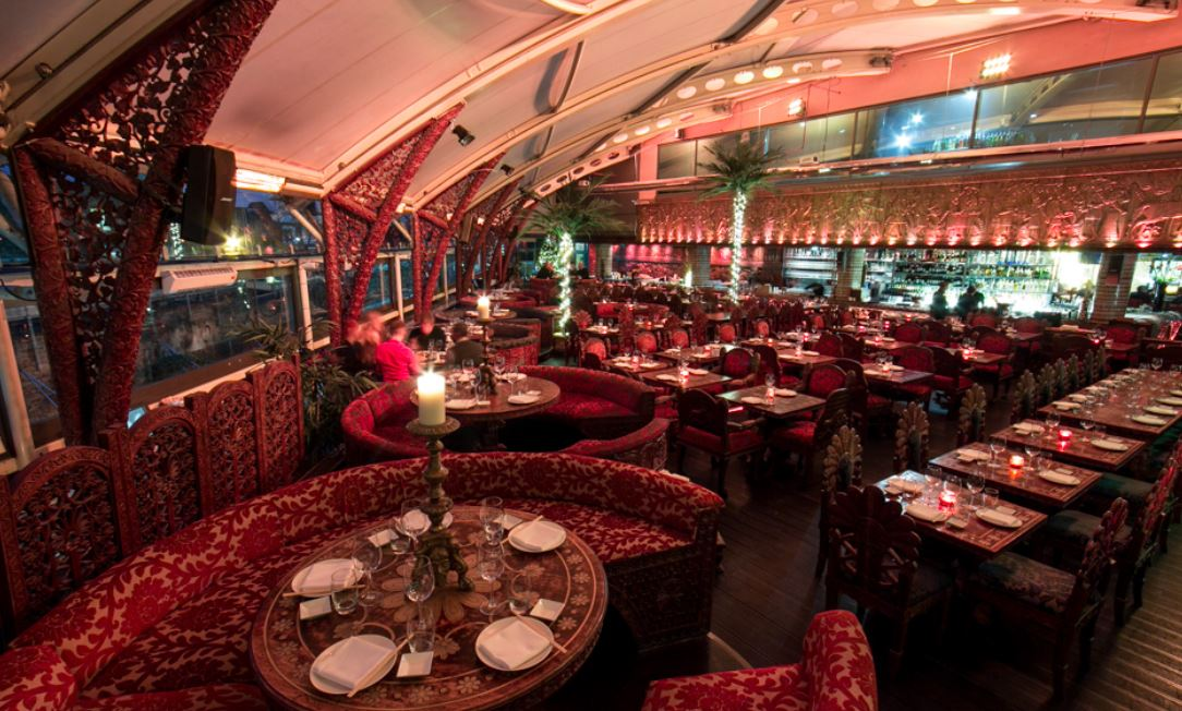 Image of Gilgamesh Restaurant Bar and Lounge