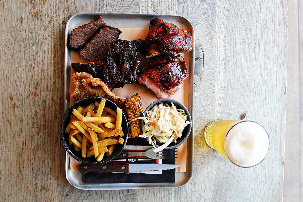 Image of Red's True Barbecue - Nottingham