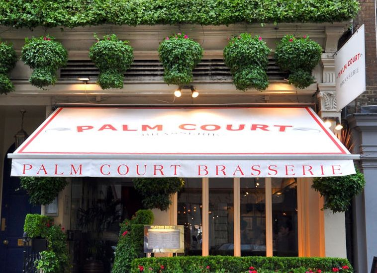 Reserve a table at Palm Court Brasserie