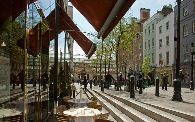 Reserve a table at Maxwell's Covent Garden