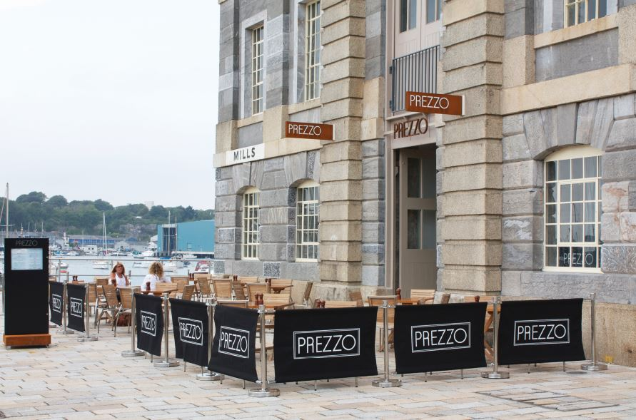 Image of Prezzo - Plymouth
