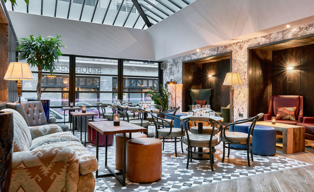 100 Wardour St Bar & Lounge - London