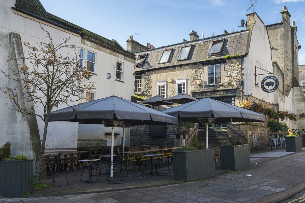 Image of The Pig & Fiddle