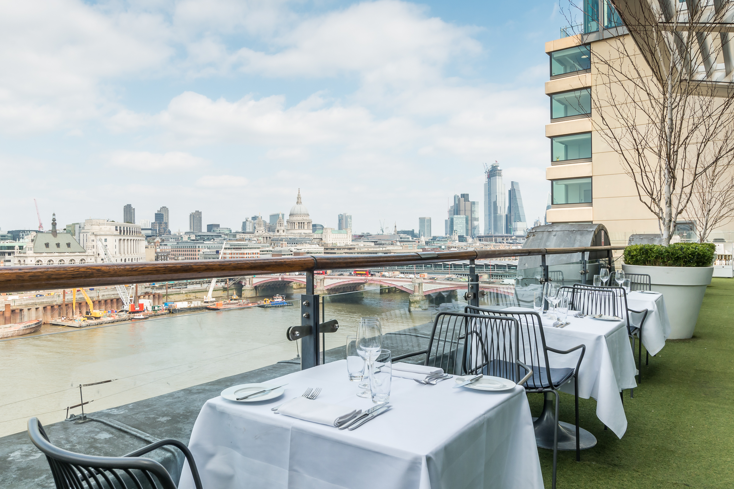 OXO Tower Restaurant