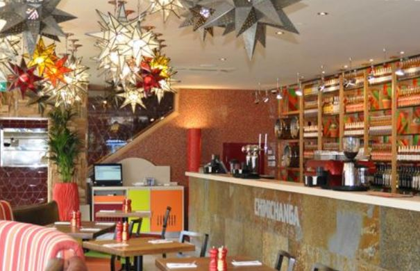 Reserve a table at Chimichanga - Wimbledon