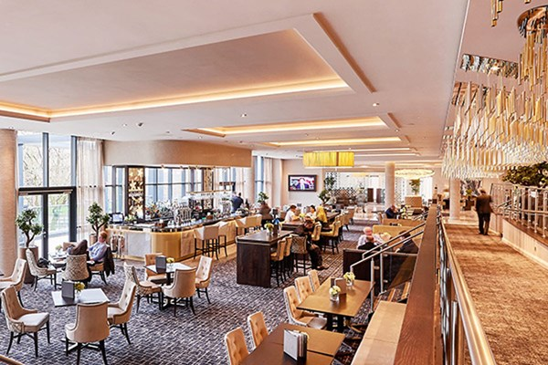 1565 Restaurant, Bar & Terrace - Park Regis Hotel Birmingham - West Midlands