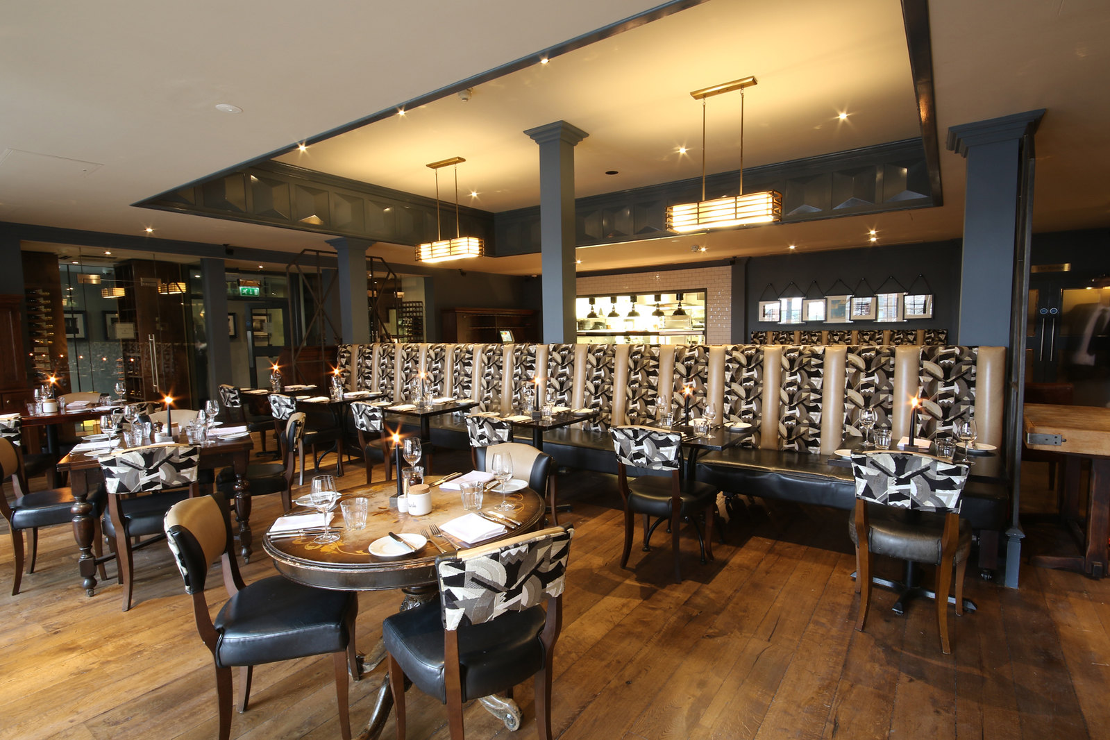 Image of Bistro du Vin at Hotel du Vin Newcastle