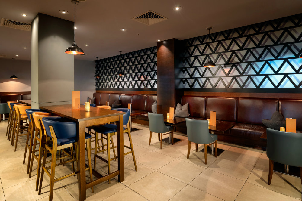 Image of Cinnamon Restaurant and TwoRuba Bar Canary Wharf