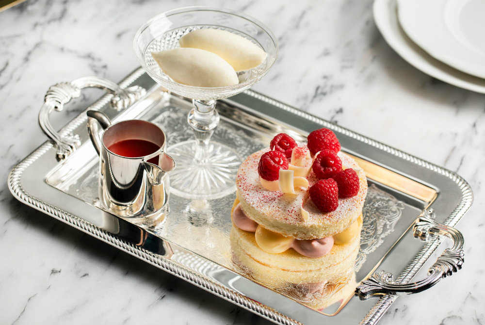 Image of Afternoon Tea by Jason Atherton