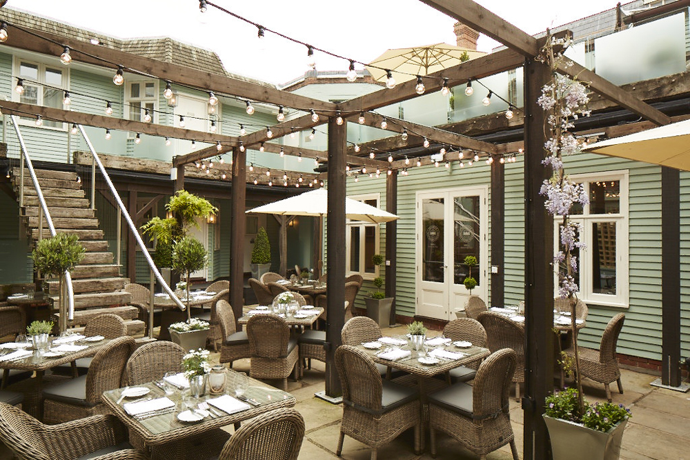 Image of Bistro du Vin at Hotel du Vin Brighton