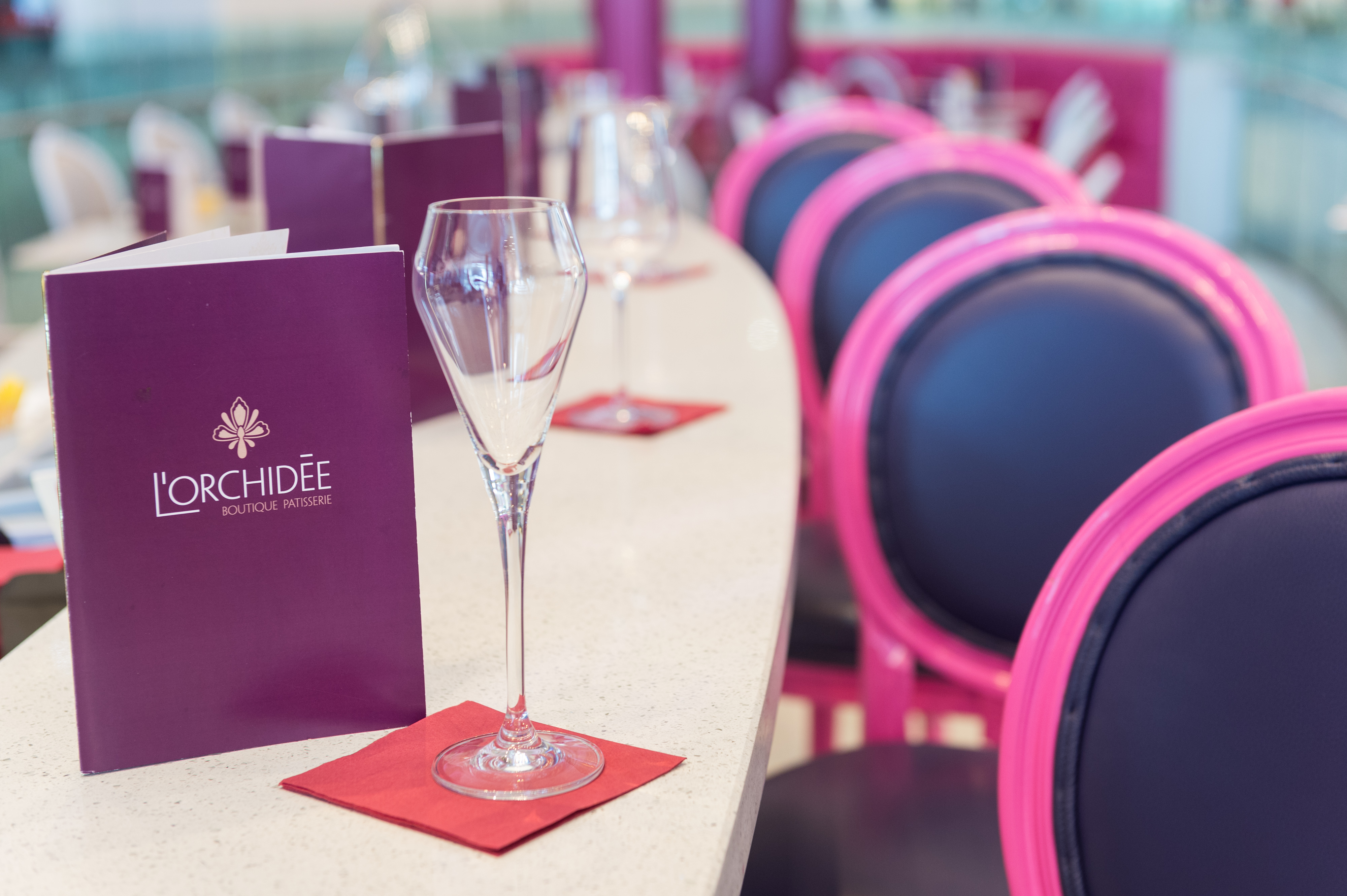 Image of L'orchidee - Westfield London