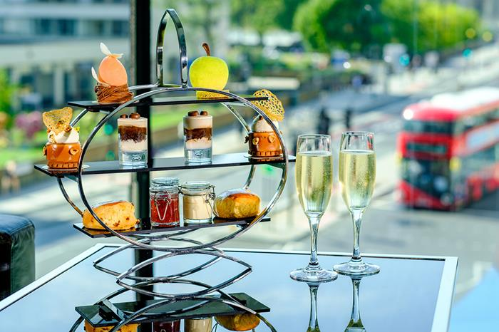 Afternoon Tea at Park Plaza Westminster Bridge
