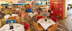 LEGOLAND® California Resort  - Bricks Restaurant
