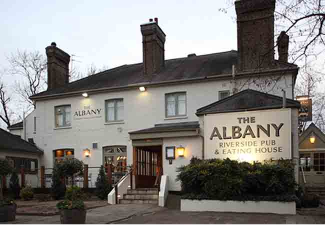 Reserve a table at The Albany