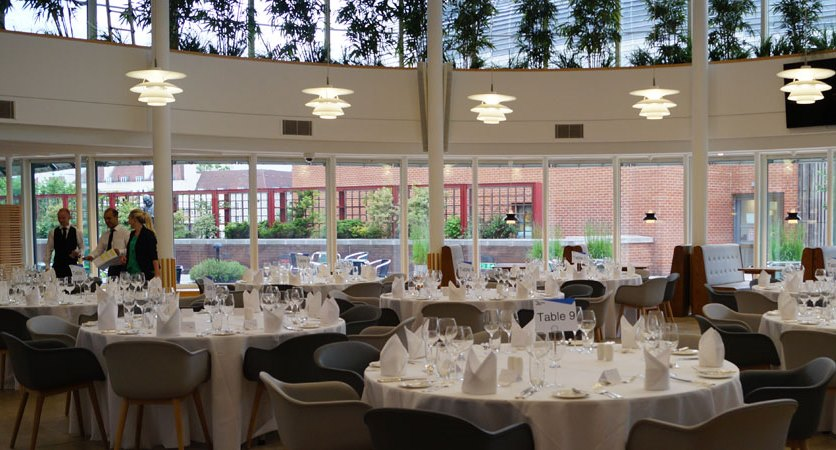 Image of Terrace Restaurant - British Library