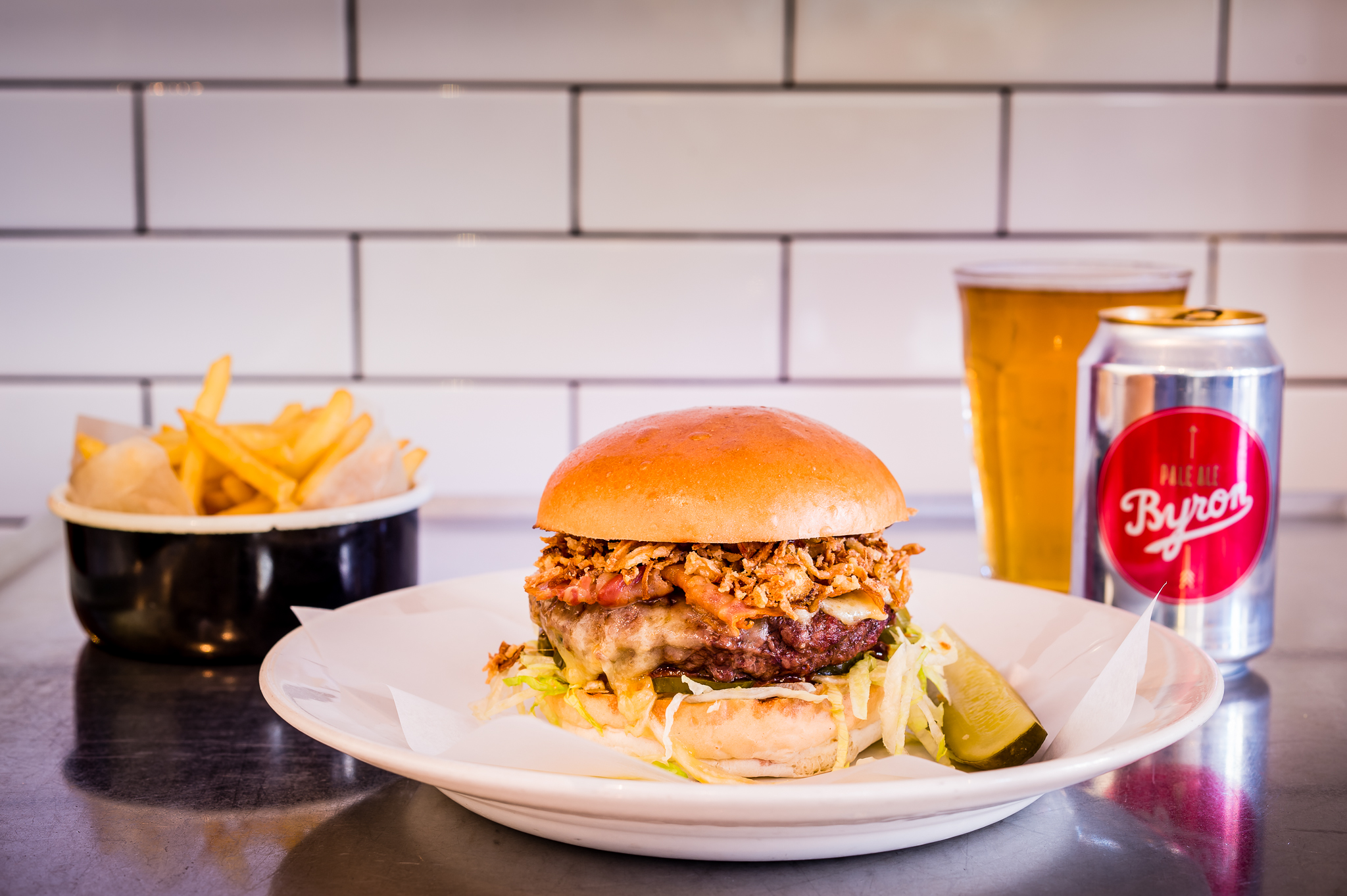 Reserve a table at Byron - Oxford Circus