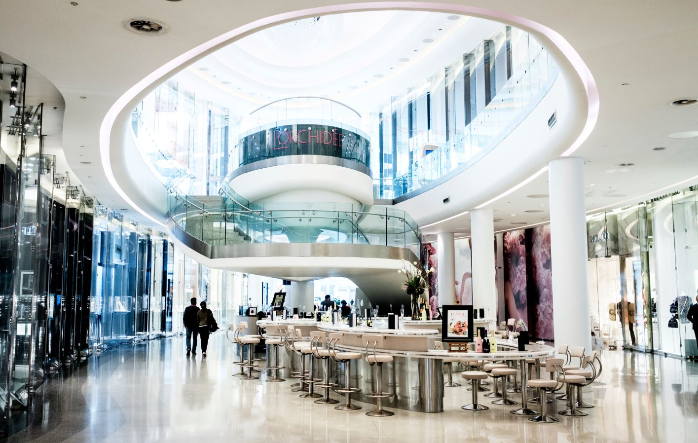 Image of Searcys Champagne Bar Westfield London