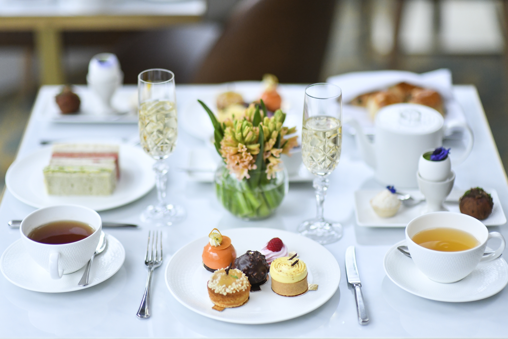 Image of Afternoon Tea at Royal Lancaster London
