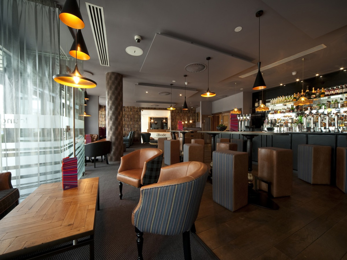 Image of Café Bar at ABode Chester