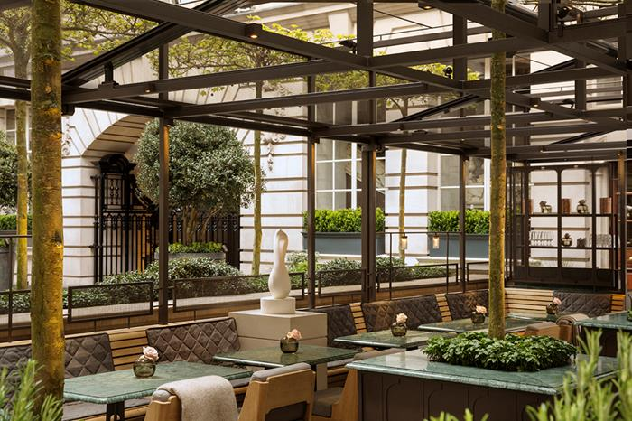 Holborn Dining Room At Rosewood London Bookatable