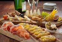 Reserve a table at Champagne + Fromage - Covent Garden