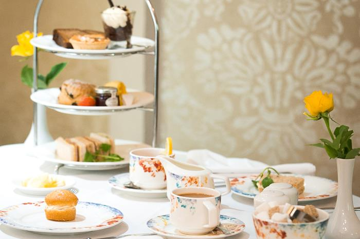 Afternoon Tea at The Queens