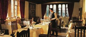 Restaurant at Bailiffscourt Hotel