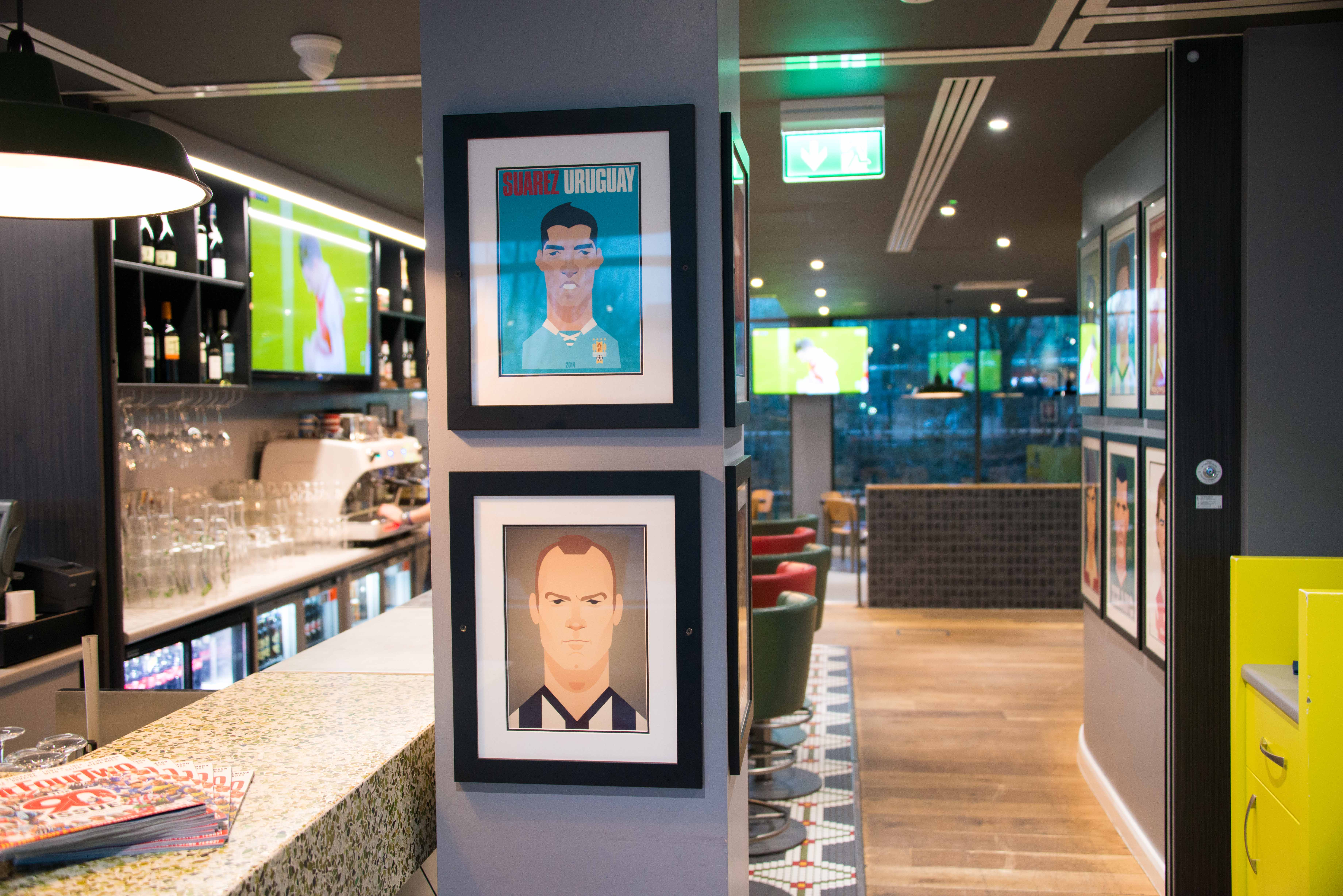 Image of Cafe Football