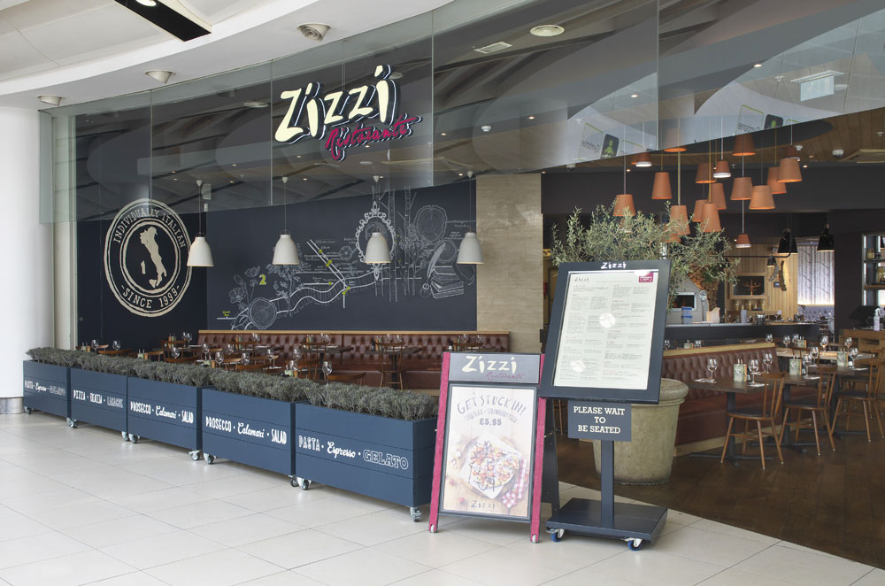 Image of Zizzi - Finchley Road O2 Centre