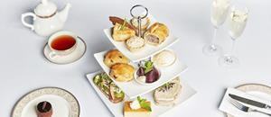 Afternoon Tea at Breadsall Priory Marriott Hotel & Country Club