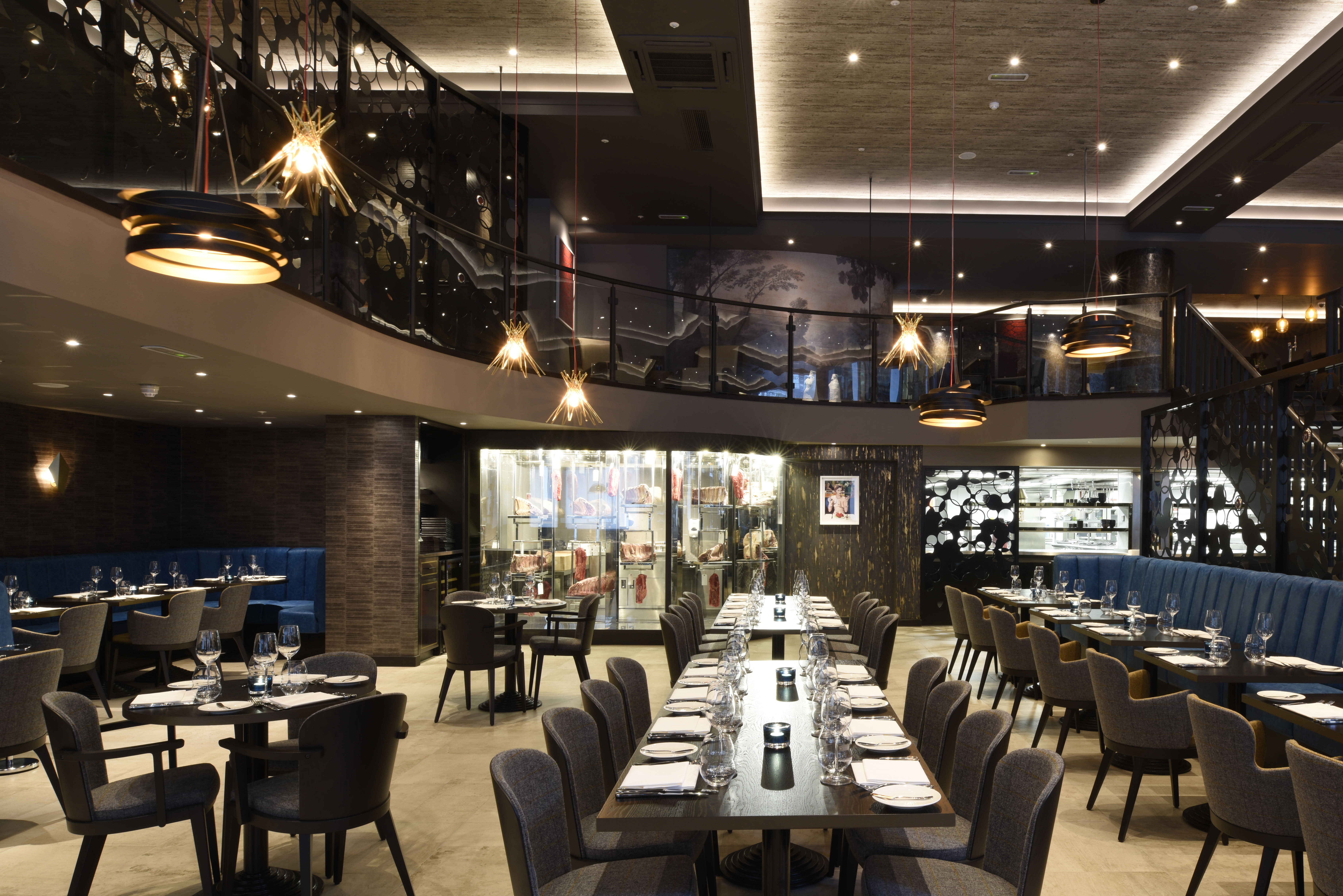 Reserve a table at M Threadneedle Street