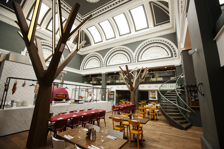 Image of Zizzi - Glasgow Royal Exchange