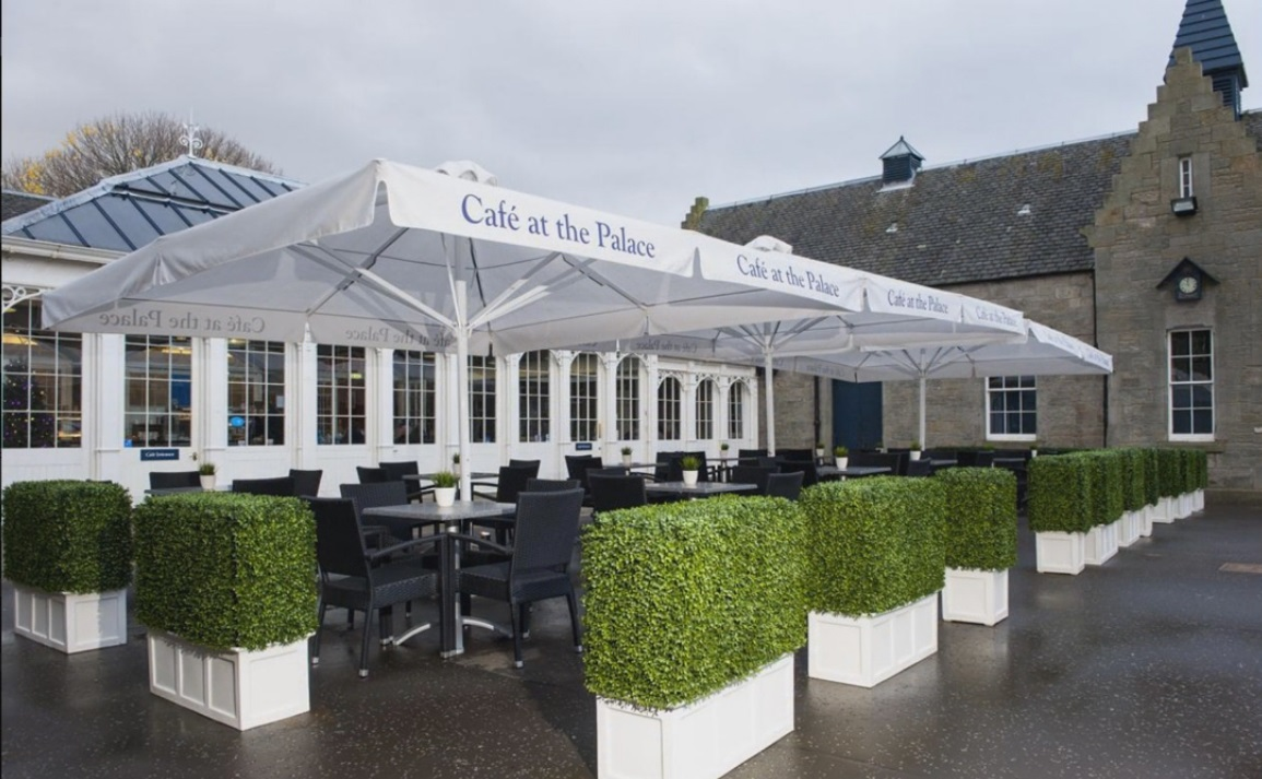 Image of The Café at the Palace, Palace of Holyroodhouse
