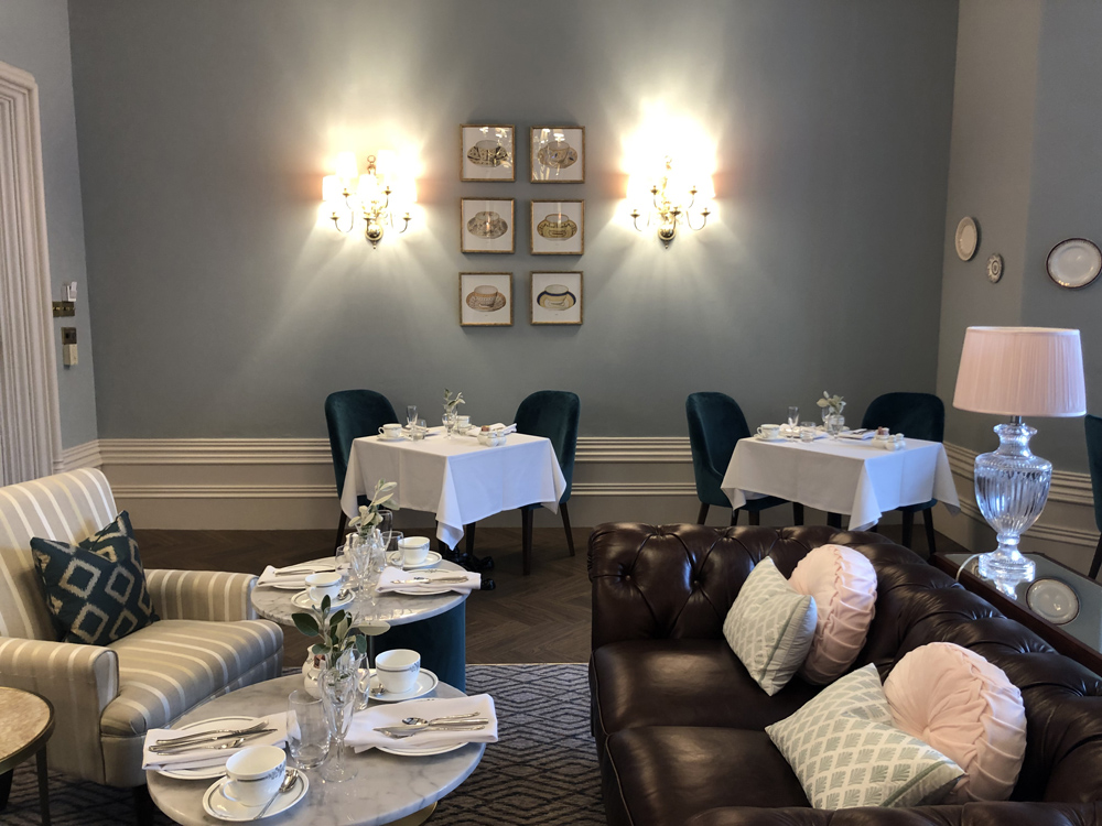 Image of Laura Ashley - The Tea Room at Kenwood Hall