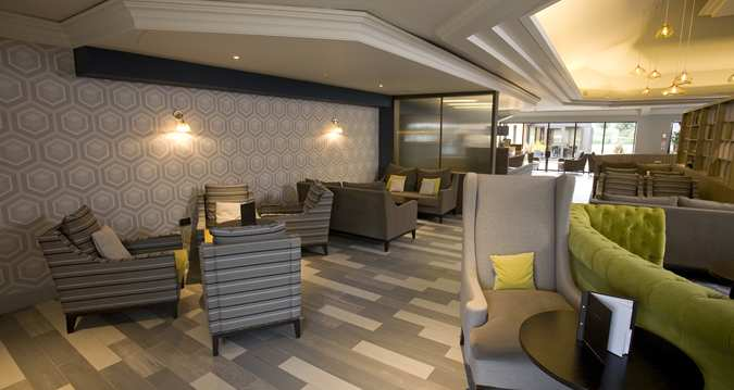 Image of Brunel's Hat Restaurant at Doubletree by Hilton Bristol North