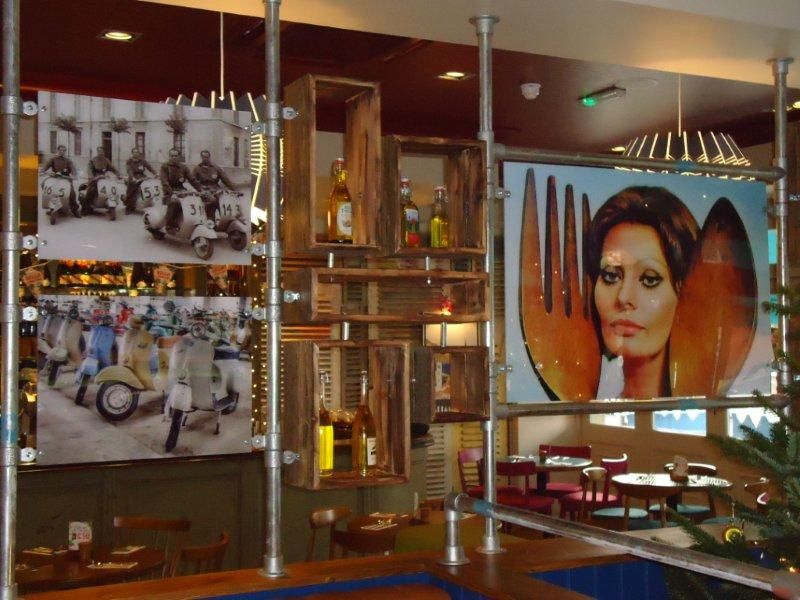 Image of Bella Italia - Uxbridge