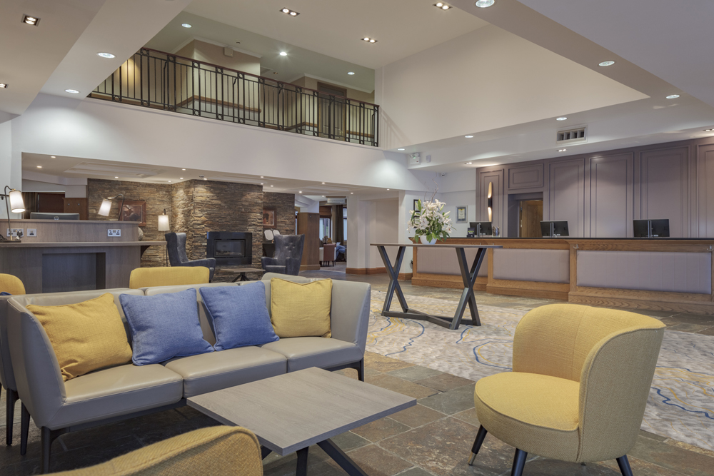 Image of DoubleTree by Hilton Glasgow Westerwood Golf and Spa Resort