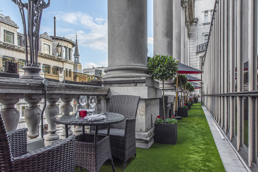 Terrace on Piccadilly