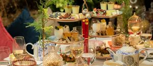 Afternoon Tea and Chinese Whispers at Kai Mayfair