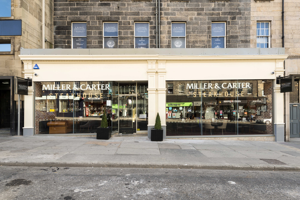 Image of Miller & Carter - Edinburgh City Centre