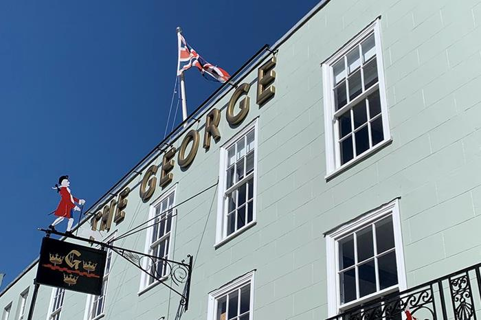 The George Hotel - Colchester